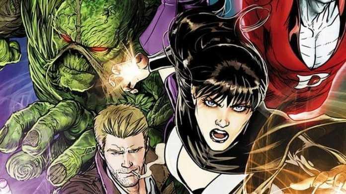 John Constantine Black Label - Justice League Dark