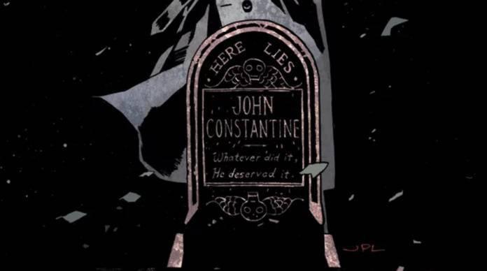 John Constantine Black Label - Sandman