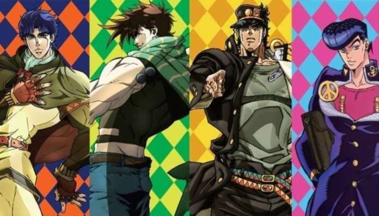 What a Difference a Stand Makes - JoJo's Bizarre Adventure