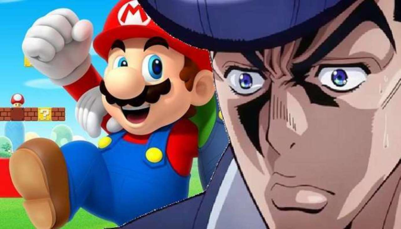 Fans Are Using Mario Maker 2 To Show Their Love of JoJo's
