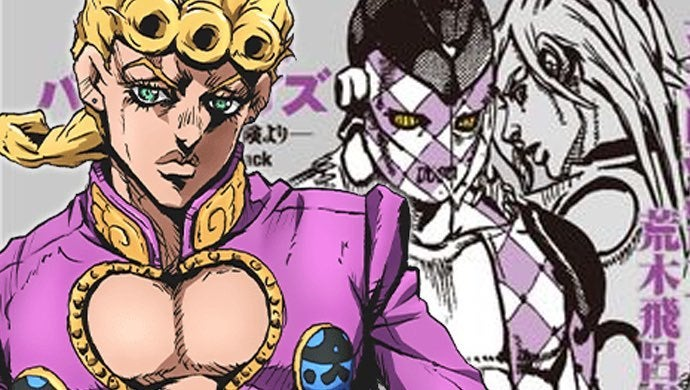 jojo purple haze feedback