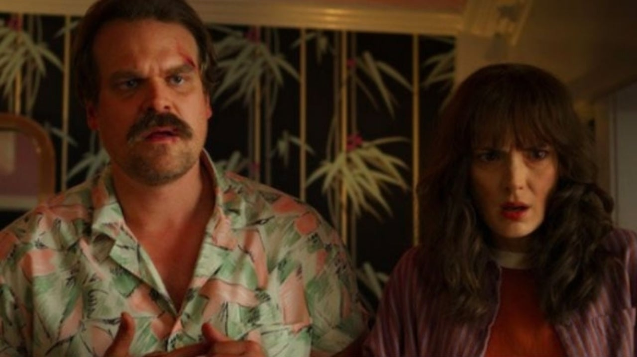 Stranger Things: David Harbour Posts Adorable Jopper Photo From SAG Awards