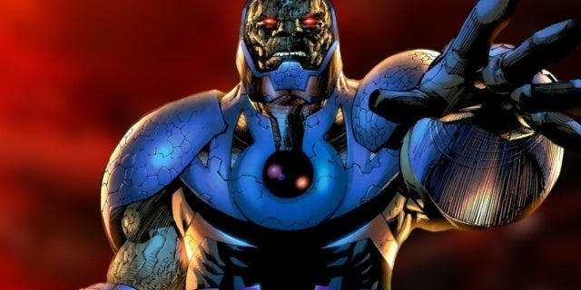 Zack Snyder Shares New Look at Darkseid From Justice League