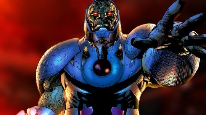 justice league darkseid fanart