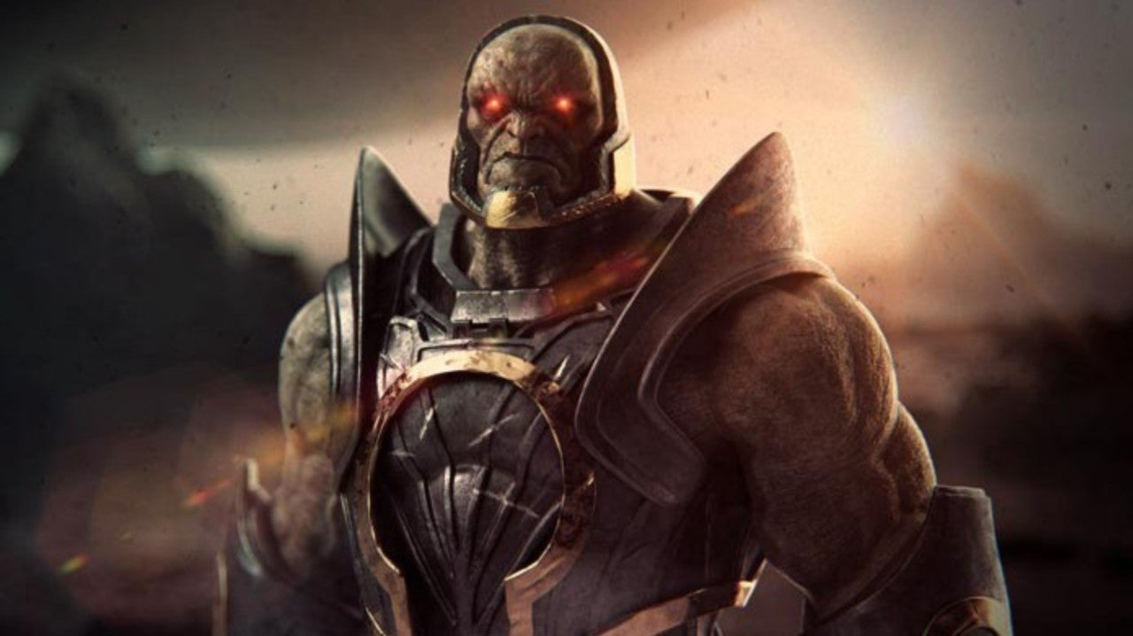 Zack Snyder Reveals Full Look at Young Darkseid in 'Justice League'