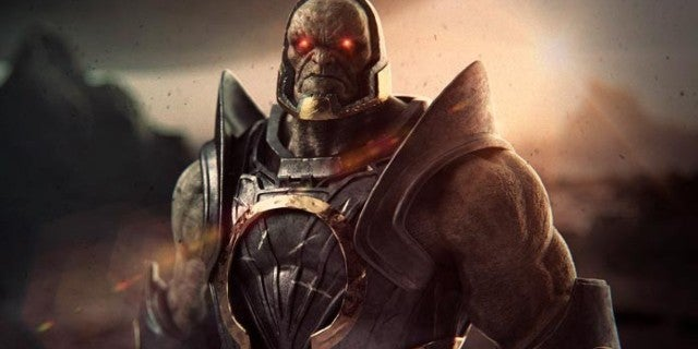 Justice League Snyder Cut Young Darkseid Images
