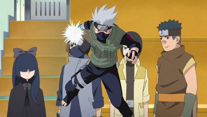 Kakashi Team 25