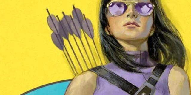 Kate Bishop: The First Marvel Studios' Young Avenger