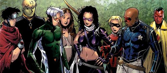 Kate Bishop Young Avengers MCU - Generation