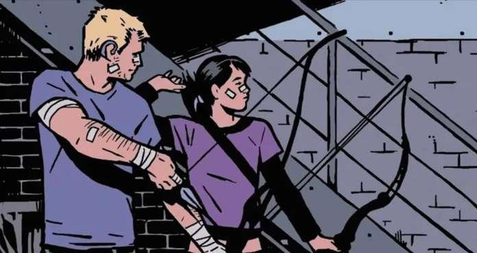 Kate Bishop Young Avengers MCU - Hawkguy