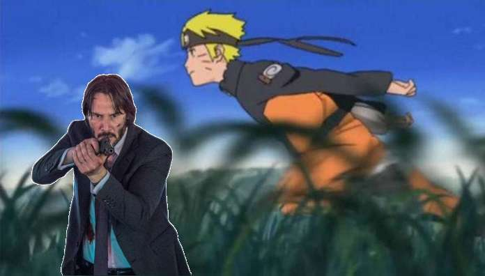 Keanu Naruto