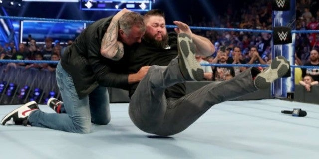 Watch: Kevin Owens Challenges Shane McMahon to SummerSlam Match, Puts WWE Career on the Line
