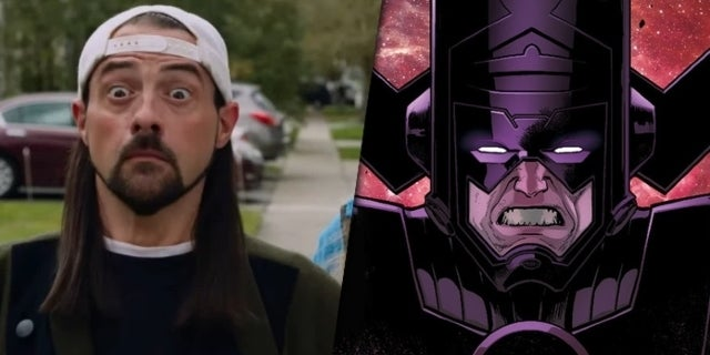 Kevin Smith Thinks Galactus May Be the Marvel Cinematic Universe's Next Big Villain