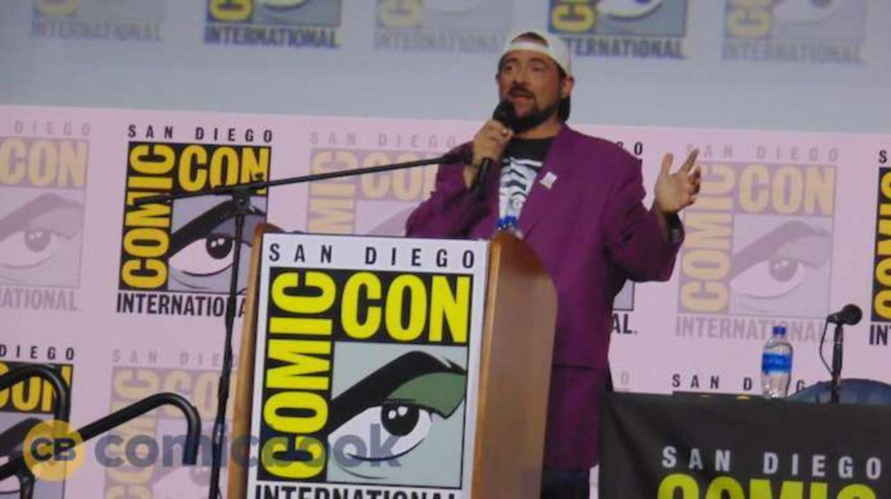 Ben Affleck Among Those Celebrating Jay & Silent Bob Reboot's Kevin Smith and Jason Mewes at TCL Chinese Theatre