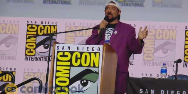 Comic-Con International 2019: Kevin Smith Reboots Hall H Panel Recap