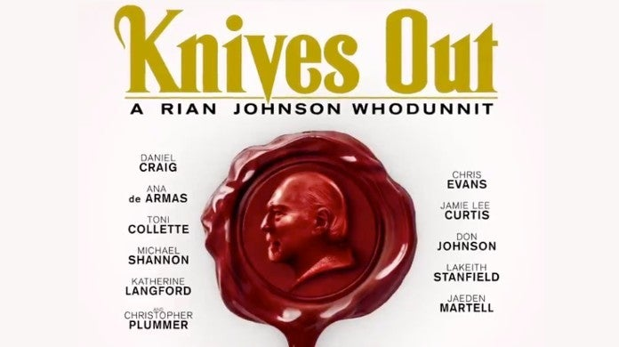 Knives Out Movie Teaser 2019