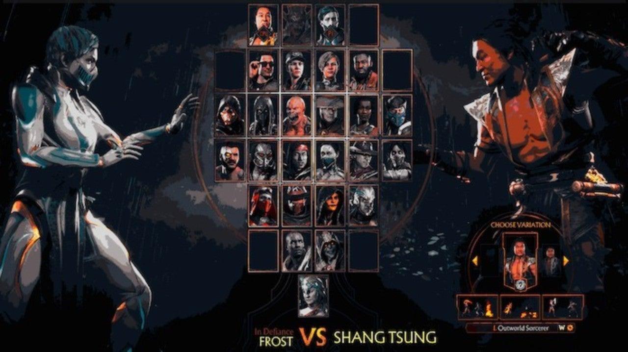 Mortal Kombat 11 Mod Gives The Game A Classic 2D Mortal