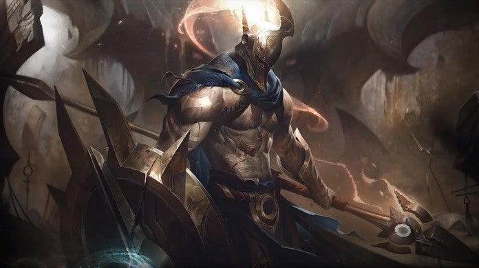 League of Legends Pantheon