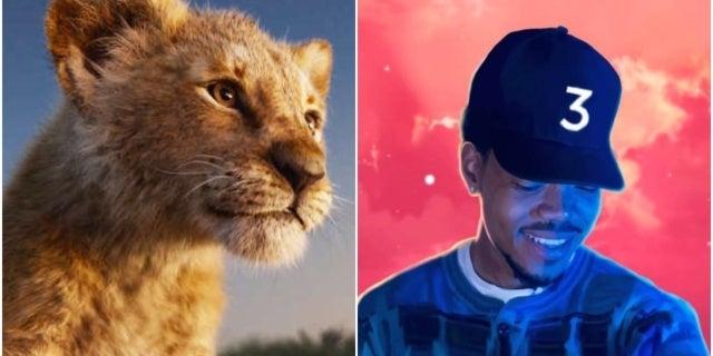 lion king chance the rapper