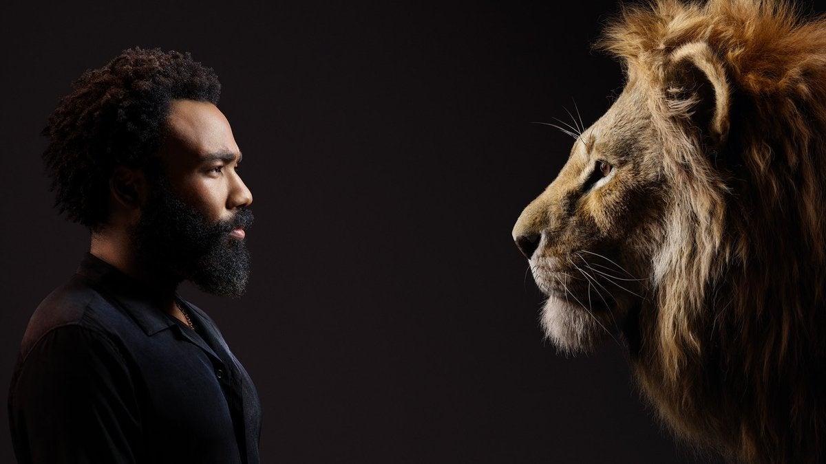 lion king donald glover simba