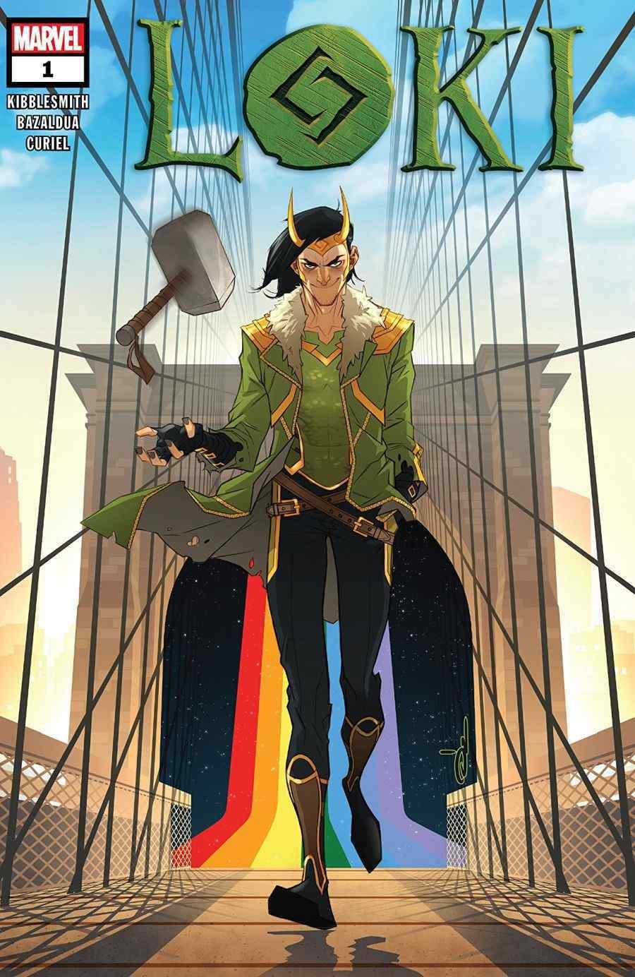 Loki #1