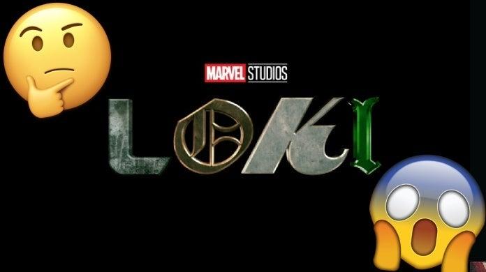 loki tv series logo reacts