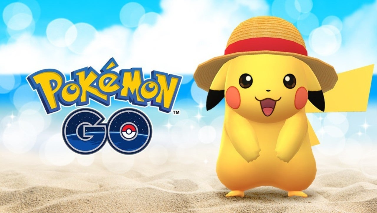 Pokemon Go's One Piece Pikachu Event Is Now Live