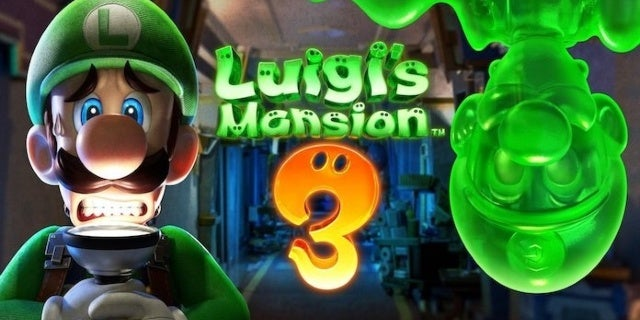 Luigi's Mansion 3 Nintendo Switch Release Date Leaked By Amazon