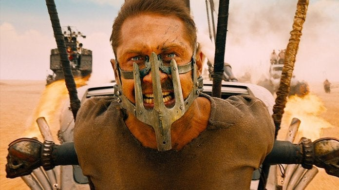 mad max fury road 2015 tom hardy
