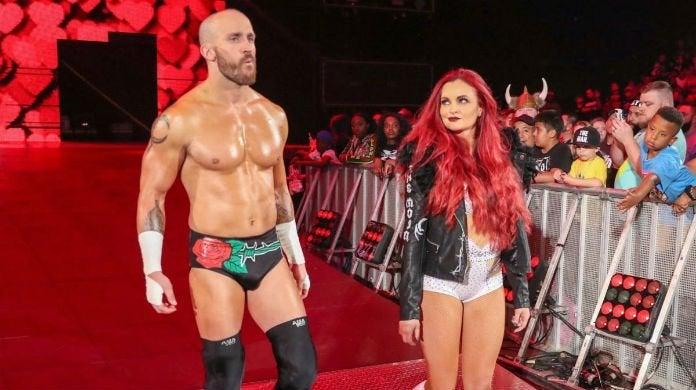 Maria-Kanellis-Mike-Kanellis-WWE-Raw-pregnant