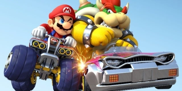 Survey Finds Couples That Play Mario Kart Together Stay Together