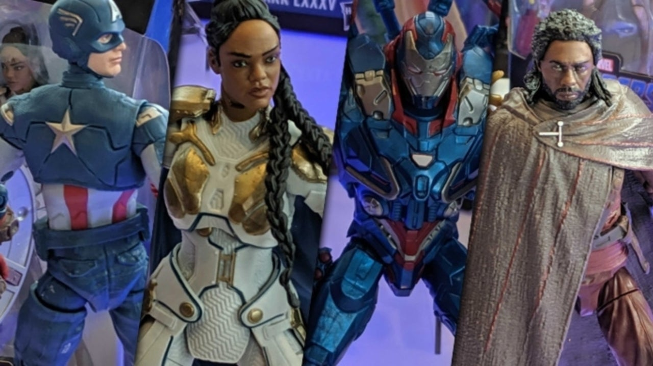 Marvel Legends Designers Reveal How They Chose the Roster for Avengers: Endgame Wave 3