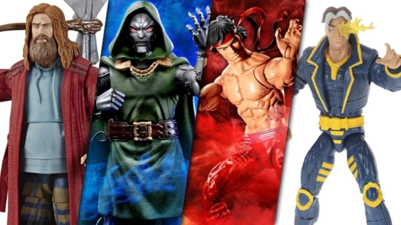 Marvel Legends Designers Break Down Process of Releasing New Versions of Characters