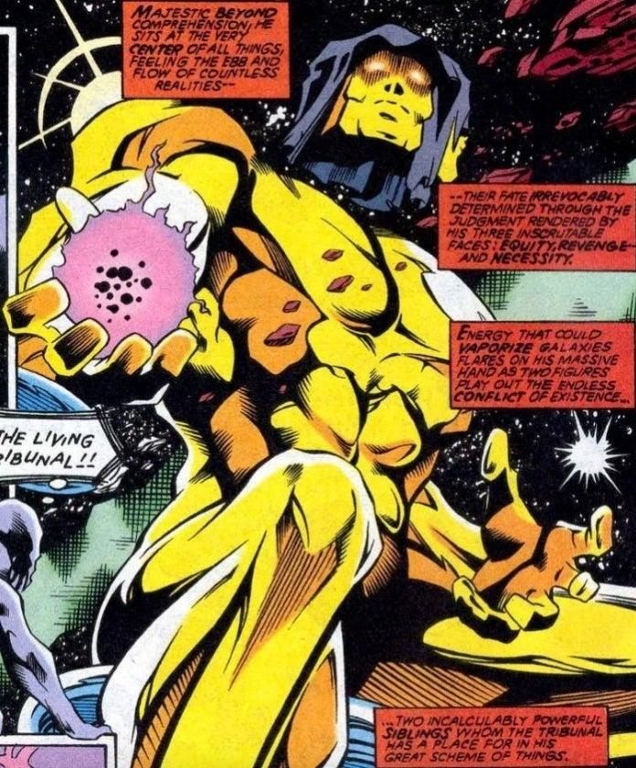 Marvel Living Tribunal