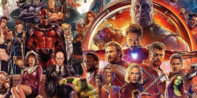 Marvel MCU X-Men