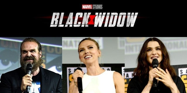 Marvel Phase 4 Black Widow Movie Cast Characters