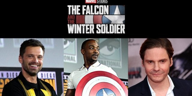 Marvel Phase 4 Falcon and The Winter Soldier