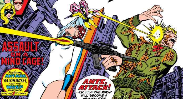 Marvel Phase 4 Key Comic Book Issues - Avengers #195