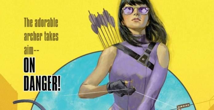 Marvel Phase 4 Key Comic Book Issues - Hawkeye #1