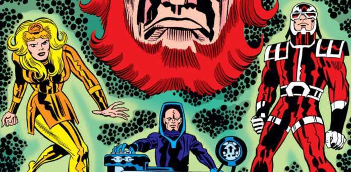 Marvel Phase 4 Key Comic Book Issues - The Eternals #5