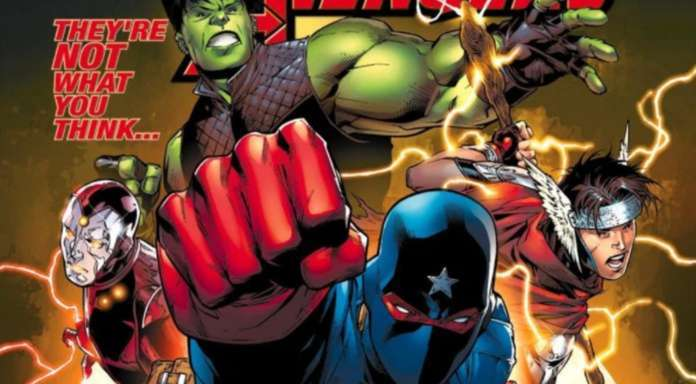 Marvel Phase 4 Key Comic Book Issues - Young Avengers #1