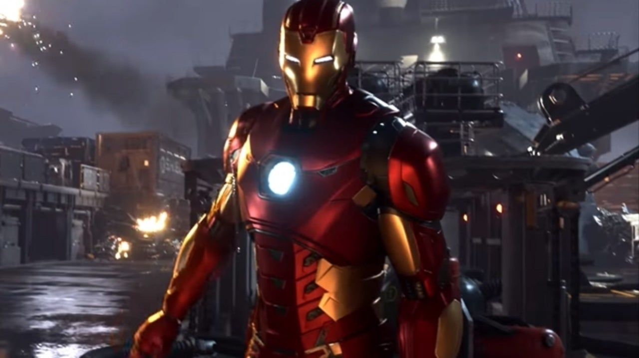 Marvel's Avengers Reveals the Inspiration for Iron Man's Armor