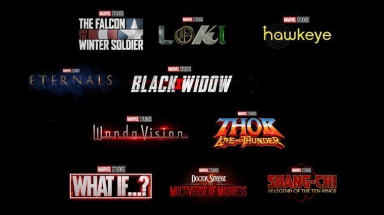 Kevin Feige Confirms Complete Marvel Phase 4 Was Revealed