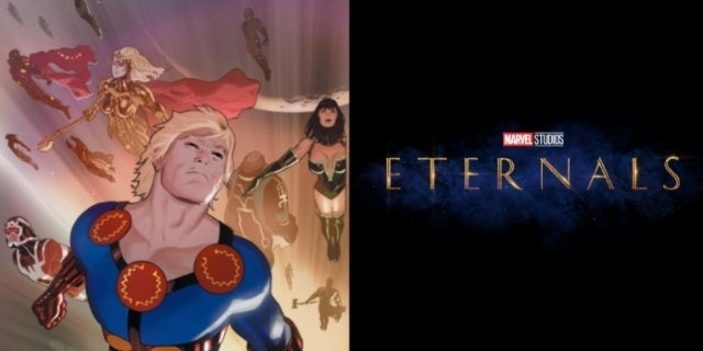 Marvel's The Eternals Confirmed to Have LGBTQ Character