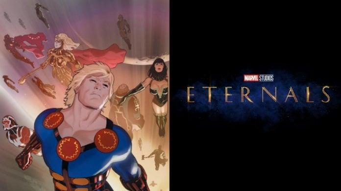 Marvel The Eternals comicbookcom