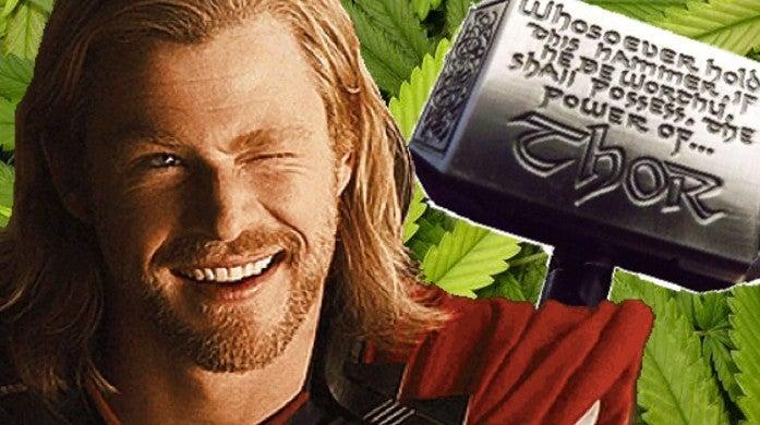 Marvel Thor Fake ID Buy Weed Online Canada