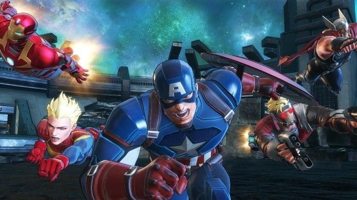 marvel ultimate alliance 3 art