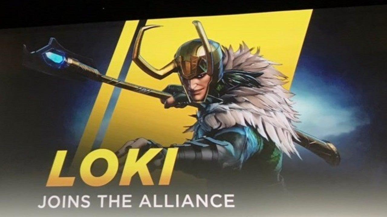 Marvel Ultimate Alliance 3 Reveals Loki as Playable Character