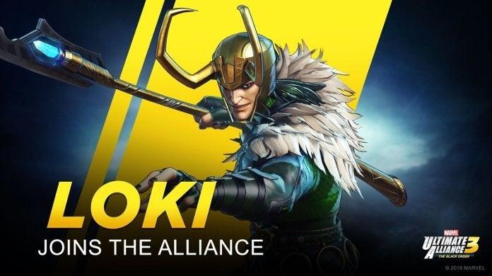 Marvel Ultimate Alliance 3 Loki