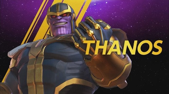 Marvel Ultimate Alliance 3 Thanos